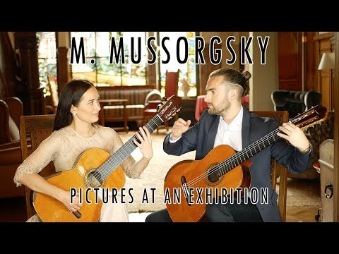 Duo Sempre - Pictures At An Exhibition, M. Mussorgsky