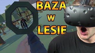 BAZA W LESIE I SNAJPERKA - Undead Development #2 (HTC VIVE VR)