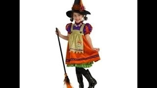 Costumes Bujas For Girls//Witch costumes GIRLS
