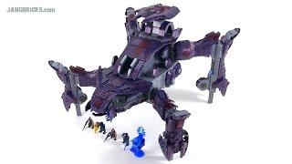 Mega Bloks Covenant SCARAB set review!