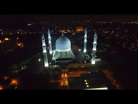 Masjid Sultan Salahudin Abdul Aziz Shah | Amzar.Snap