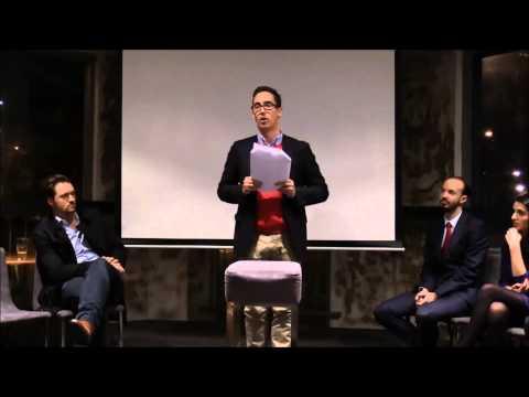 Cameron van den Dungen: Melbourne Labor Business Forum - 15 July 2015