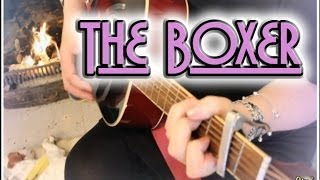 The Boxer Simon and Garfunkel 60's Acoustic Guitar Cover Pop Folk Rock Song Kiwi Music NZ