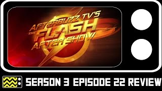 The Flash Season 3 Episode 22 Review & After Show | AfterBuzz TV