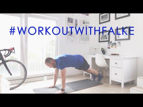 #WorkoutwithFALKE by Dr. Michèl Gleich