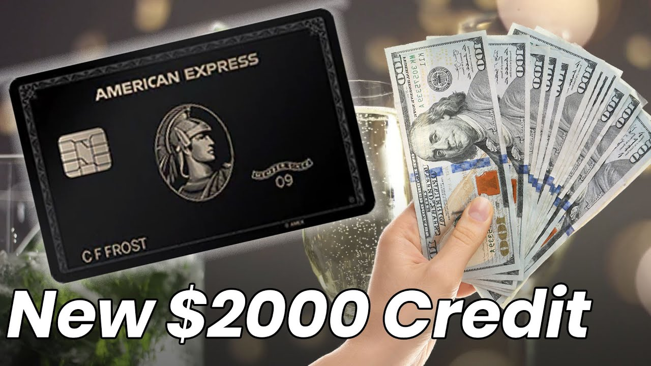 """Amex Black Card Giving $11 """"Appreciation Credit"""" to Members"""