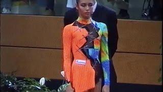 Ляйсан Утяшева - Художественная гимнастика (Инсбрук, 2002 год)