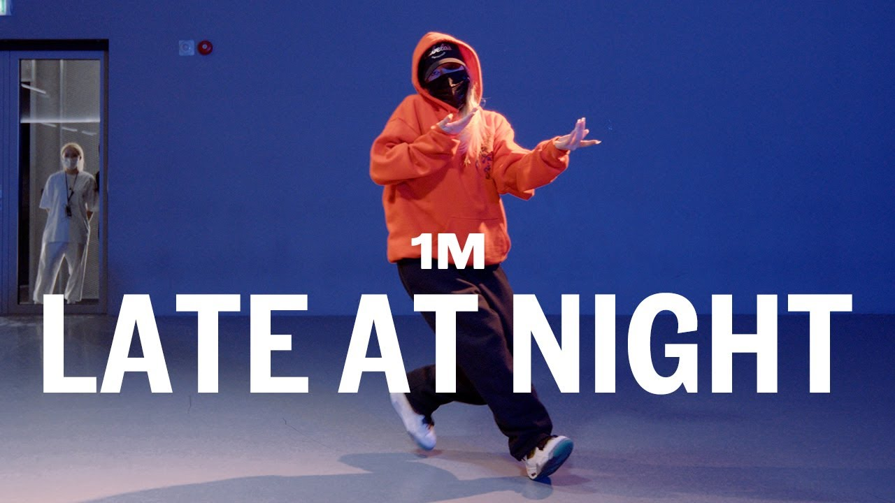 Roddy Ricch - Late At Night / Isabelle Choreography