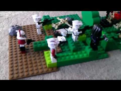 Lego Star Wars Makiety 1 Kopalnia Youtube