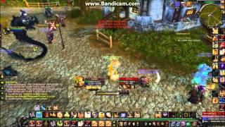 WoW 5.4.8 Ret Paladin PvP Duels Awesome New Intro!!