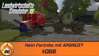 LS17 - Youngtimer #066 | Kein Fortnite mit APORED? | Let's Play [HD]