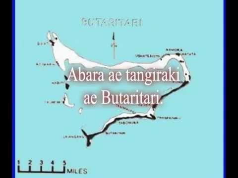 ABARA AE TANGIRAKI AE BUTARITARI.