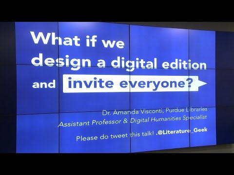 What If We Design a Digital Edition and Invite Everyone?