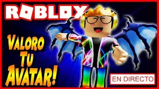 🔴DIRECT ROBLOX! I O IL TUO ROBLOX AVATAR!! 👉Immettere ORA!!
