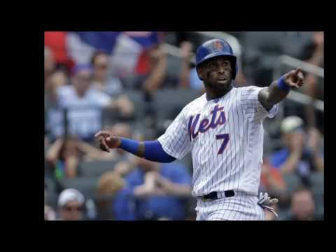 Jose Reyes 2016 Welcome Back (Mets highlights)