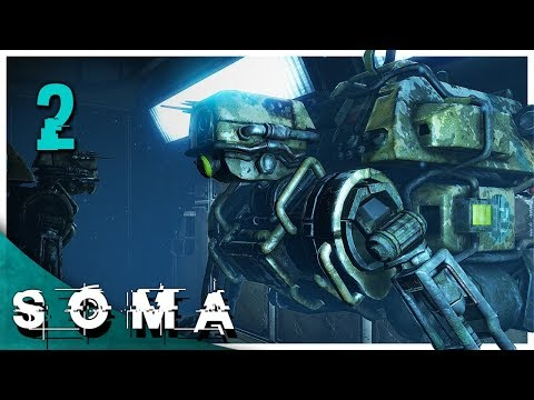 Let's Play SOMA Blind Part 2 - Omnitool [SOMA Safe Mode PC Gameplay]