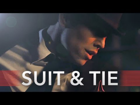 """Suit & Tie"" - Justin Timberlake ft. Jay-Z (Max Schneider (MAX) Cover)"