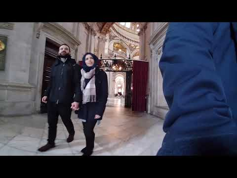 Inside St Paul's Cathedral: 360 Video