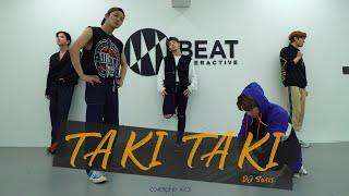 DJ Snake - Taki Taki Choreography (Covered by. A.C.E 에이스)