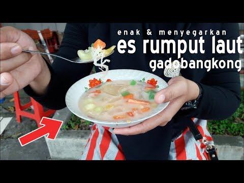 es-rumput-laut-segar-dan-kaya-serat-,-menyejukkan-dahaga---indonesian-street-food