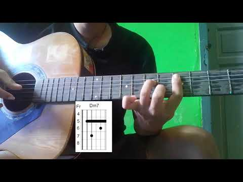 F11 Baritone Ukulele (DGBE)   ChordsScales