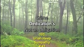Uriah Heep - Sympathy [Original, High Quality Stereo Sound, Subtitled]