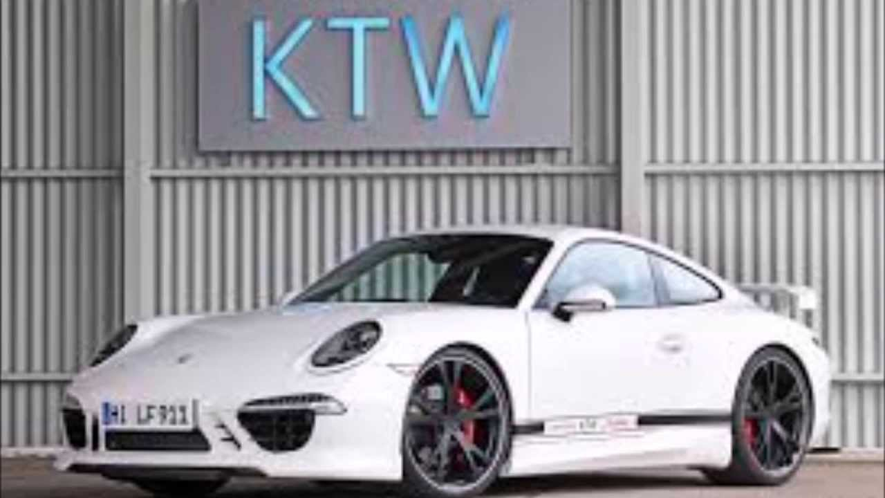 Custom Porsche 911 Carrera S Youtube