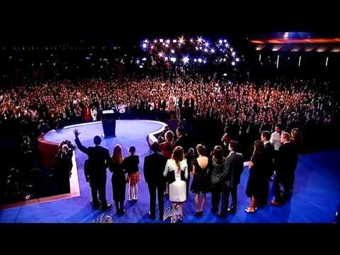 ABC News 24 - Post 2012 US Presidential Election coverage promo (November 2012)