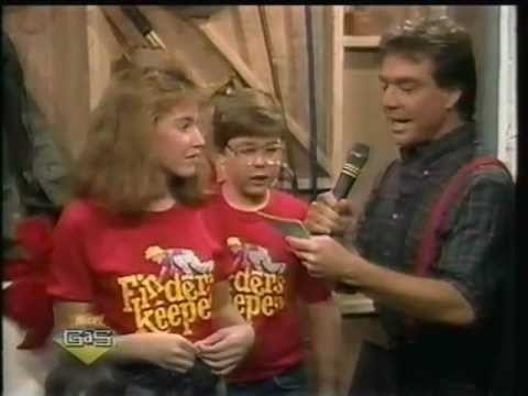 Finders Keepers - Christmas, 1987 [Episode 2] - YouTube