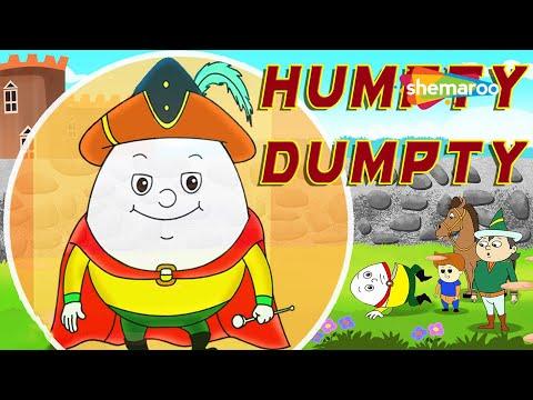 Humpty Dumpty Sat on a Wall (HD) - Nursery Rhymes | Popular Kids Songs | Shemaroo Kids