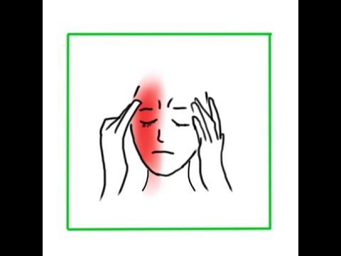 hoofdpijn zijkant