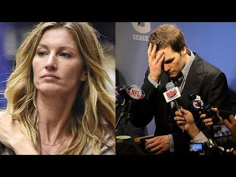 Tom Brady Caught CHEATING Again Because of His Wife!?