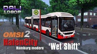 OMSI 2 Add-On HafenCity - Hamburg modern