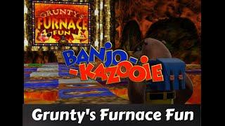 Banjo-Kazooie Walkthrough: Part 11 [Grunty