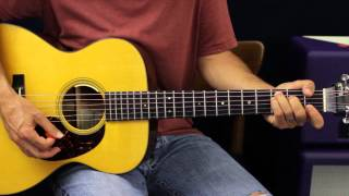How To Play Dustin Lynch Where It 39 S At Acoustic Guitar Lesson Beginner