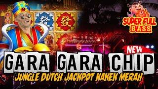 DJ GARA GARA CHIP !! HIGGS DOMINO TIKTOK ( JUNGLE DUTCH 2021 REMIX JACKPOT KAKEK MERAH )