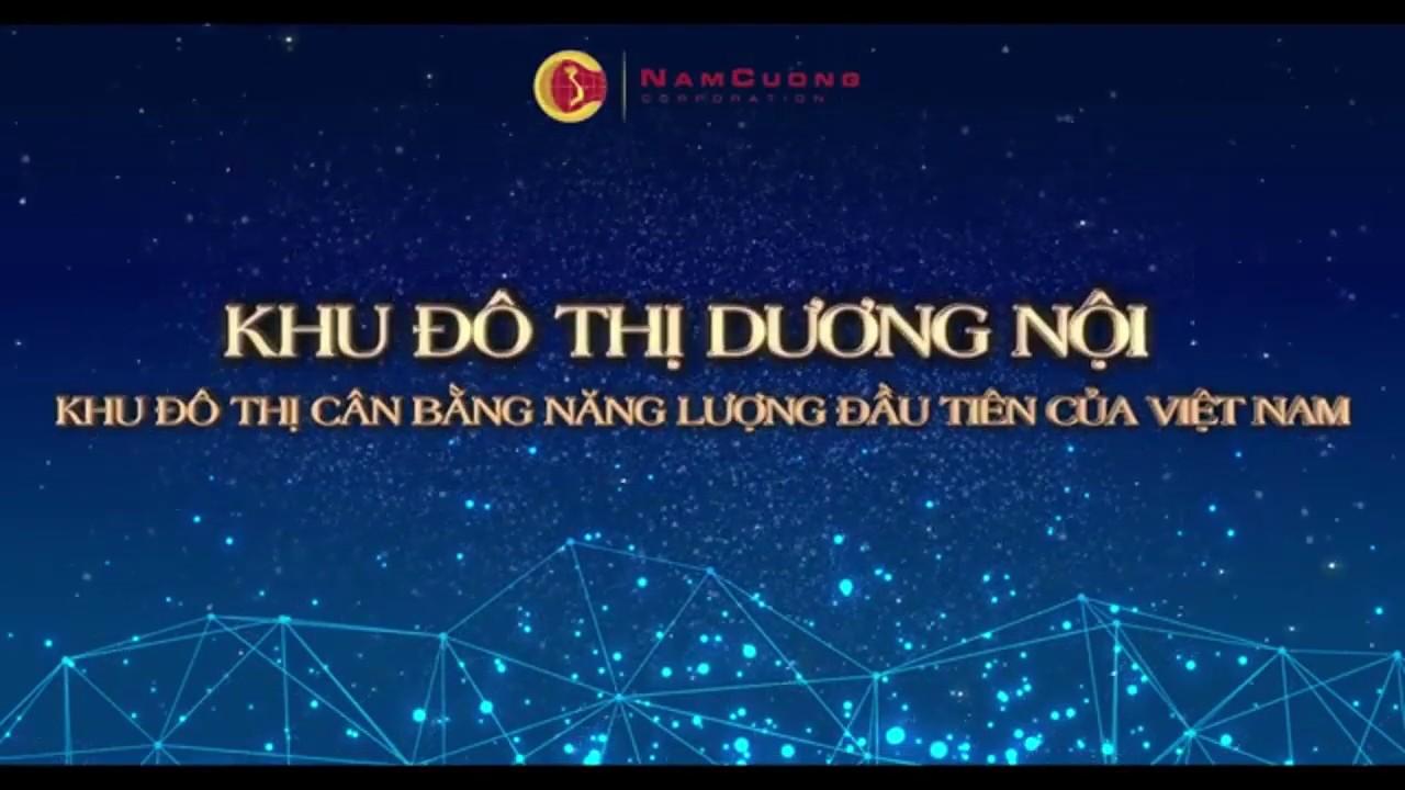 Giới thiệu khu đô thị mới Dương Nội