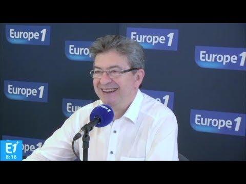«LE DÉGAGISME EST À L'OEUVRE ET ATTEINDRA BIENTÔT M. MACRON» - Mélenchon