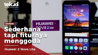 Review Huawei Nova 2 Lite Indonesia
