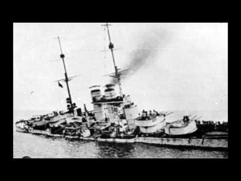 Sinking of battleship SMS Szent István