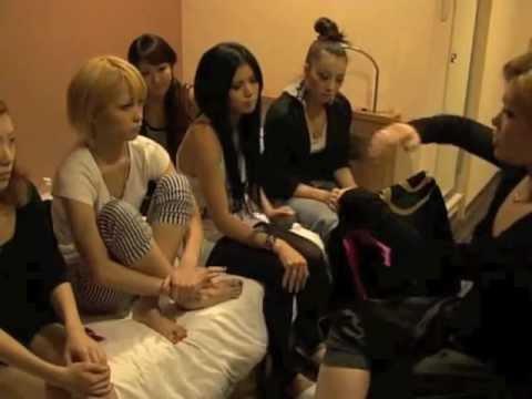 Dream -夢を追いかけて-  ドキュメント映像(2009年)後編