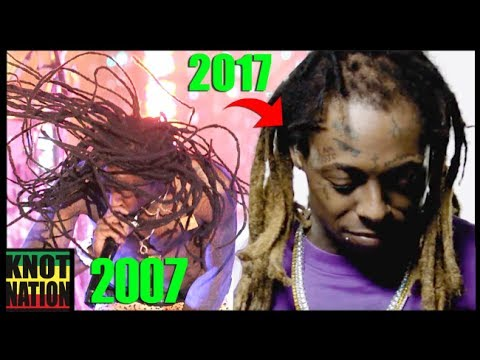 Evolution of Lil Wayne