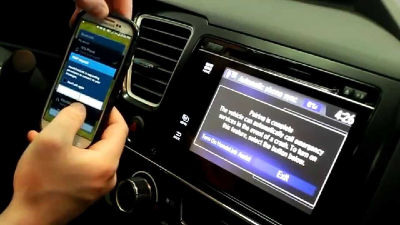 How to Pair your Bluetooth Smartphone with a 2015 Honda ...