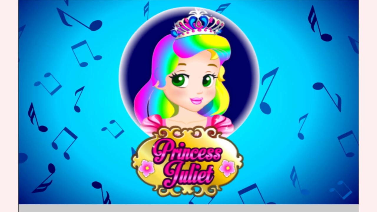 Princess Juliet: Piano Lesson