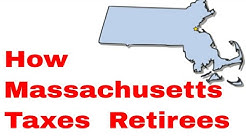 How Massachusetts Taxes Retirees (Not as bad as you might think)