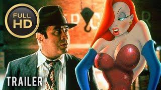 🎥 WHO FRAMED ROGER RABBIT (1988)   Full Movie Trailer   Full HD   1080p