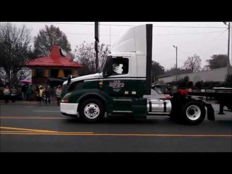 High Point NC Holiday Parade Nov 2014