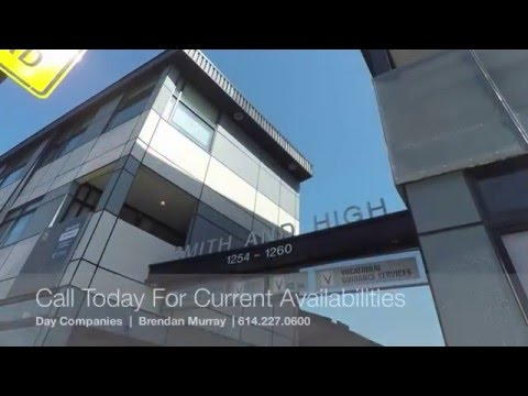 Smith and High Overview - Columbus, OH Loft Apartments and High Traffic Retail