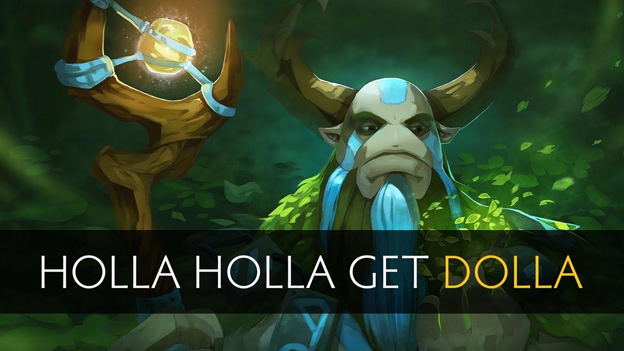40 Dolla machen Sie Holla