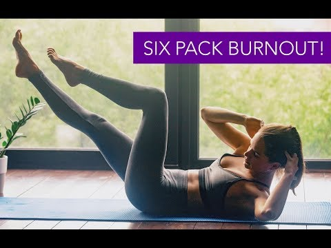 15 Minute Six Pack Burnout (THIS BUILDS ABS!!)